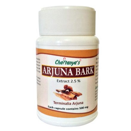 ARJUNA BARK EXTRACT 2.5