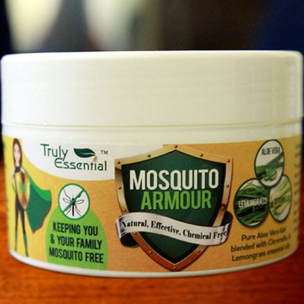 Mosquito Armour Aloe Gel